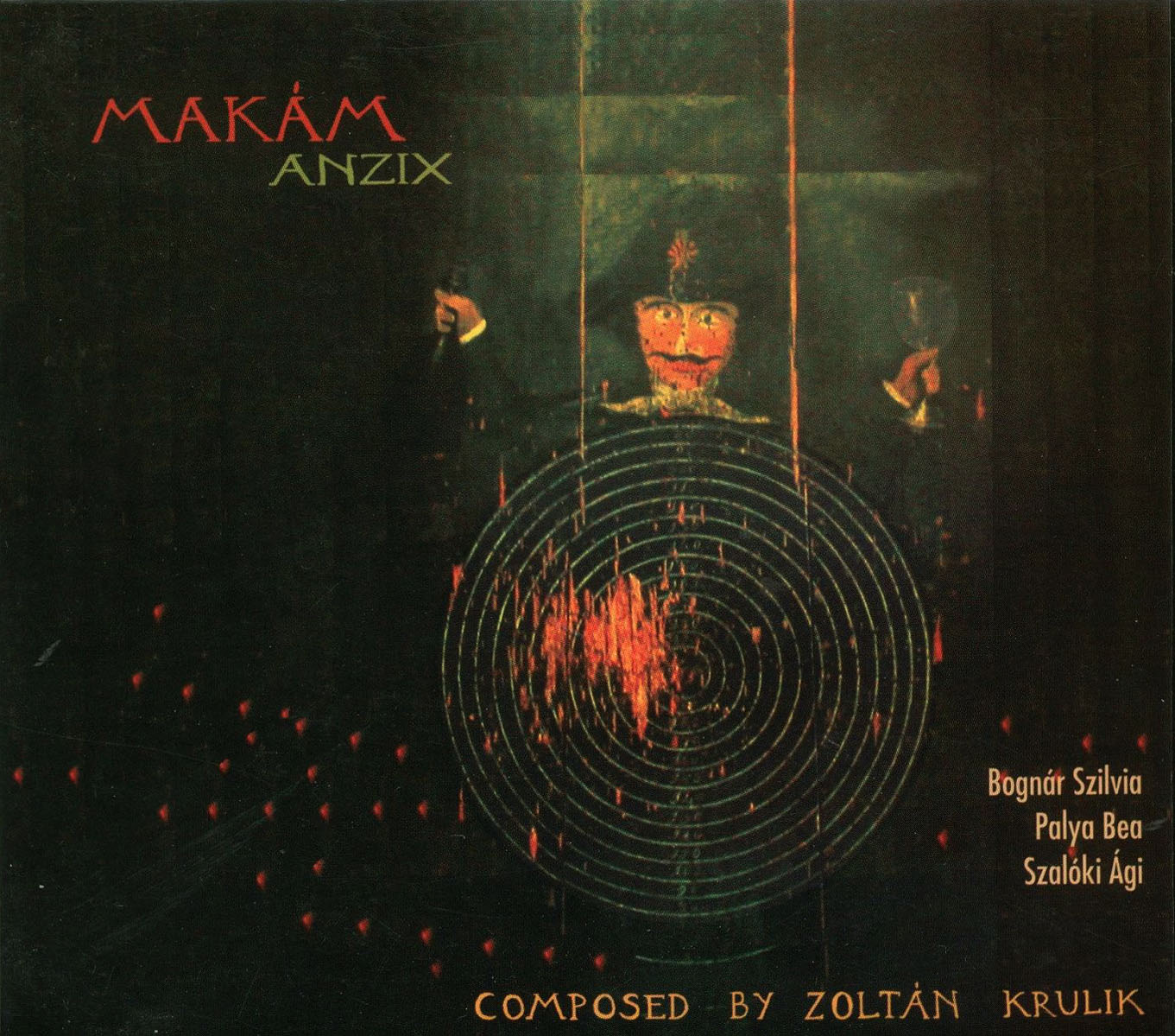 Makám - Bognár Szilvia - Palya Bea - Szalóki Ágnes